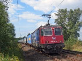 SBB cargo | Re 421 391-4 | Ingelheim | 19.09.2006 | (c) Uli Kutting
