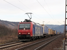 SBB cargo | Re 482 010-6 | Osterspai | 22.01.2009 | (c) Uli Kutting