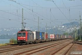 SBB cargo | Re 482 012-2 | SBB cargo | Re 482 016-3 | Koblenz Ehrenbreitstein | 27.09.2016 | (c) Uli Kutting