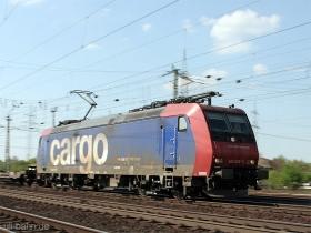 SBB cargo | Re 482 016-3 | Koblenz Lützel | 21.04.2009 | (c) Uli Kutting