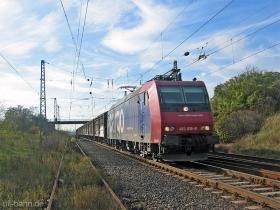 SBB cargo | Re 482 018-9 | Ingelheim | 15.11.2006 | (c) Uli Kutting