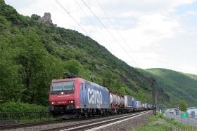 SBB cargo | Re 482 018-9 | Kamp-Bornhofen | 7.05.2015 | (c) Uli Kutting