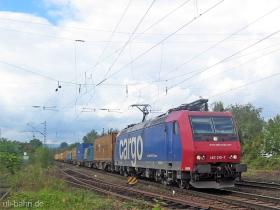 SBB cargo | Re 482 019-7 | Wiesbaden-Biebrich | 5.10.2006 | (c) Uli Kutting