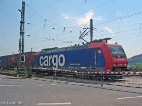 SBB cargo | Re 482 020-5 | Rüdesheim | 5.06.2006 | (c) Uli Kutting