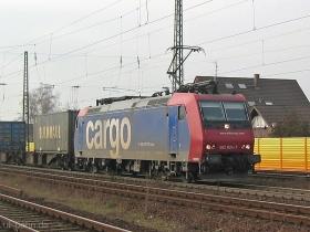 SBB cargo | Re 482 024-7 | Gau-Algesheim | 16.01.2007 | (c) Uli Kutting