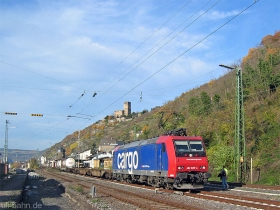 SBB cargo | Re 482 025-4 | Kaub | 16.11.2006 | (c) Uli Kutting