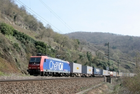 SBB cargo / ChemOil | Re 482 028-8| Loreley | 8.04.2015 | (c) Uli Kutting