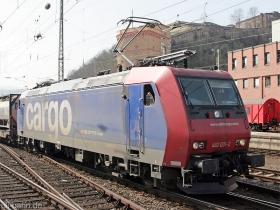 SBB cargo | Re 482 031-2 | Koblenz Hbf | 23.03.2010 | (c) Uli Kutting