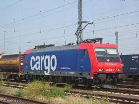 SBB cargo | Re 482 036-1 | Bischofsheim | 25.07.2006 | (c) Uli Kutting