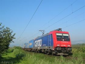 SBB cargo | Re 482 038-7 | Gau-Algesheim | 21.09.2006 | (c) Uli Kutting