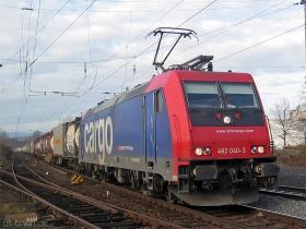 SBB cargo | Re 482 040-3 | Wiesbaden-Biebrich | 10.01.2007 | (c) Uli Kutting