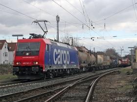 SBB cargo | Re 482 041-1 | Wiesbaden-Biebrich | 2.03.2007 | (c) Uli Kutting