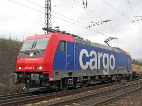 SBB cargo | Re 482 048-6 | Gau-Algesheim | 19.01.2007 | (c) Uli Kutting