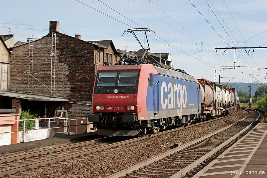 SBB cargo | Re 482 002-3 | Oberlahnstein | 02.09.2016 | (c) Uli Kutting