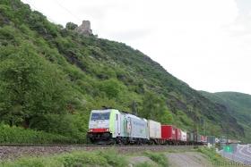 BLS cargo | Re 486 504 | Kamp-Bornhofen | 31.01.2015 | (c) Uli Kutting