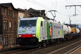 BLS cargo | Re 486 507 | Oberlahnstein | 31.01.2015 | (c) Uli Kutting