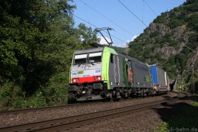 BLS cargo | Re 486 509 | Loreley | 21.05.2015 | (c) Uli Kutting