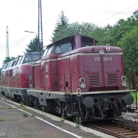 BR V100 (ex DB) - privat