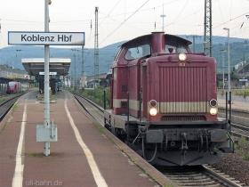 HWB | VL 8 | Koblenz Hbf | 26.07.2006 | (c) Uli Kutting