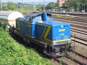 MWB | V 1252 | Wiesbaden-Ost | 23.08.2006 | (c) Uli Kutting