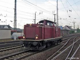 NBE | 212 089-7 | Koblenz Hbf | 26.07.2006 | (c) Uli Kutting