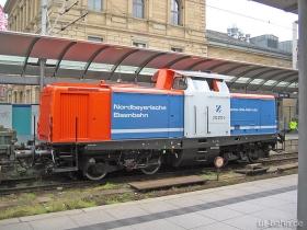 NBE | 212 270-3 | Mainz Hbf | 27.05.2006 | (c) Uli Kutting