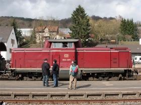 VEB | V100 2091 | Gerolstein | 4.04.2010 | (c) Uli Kutting