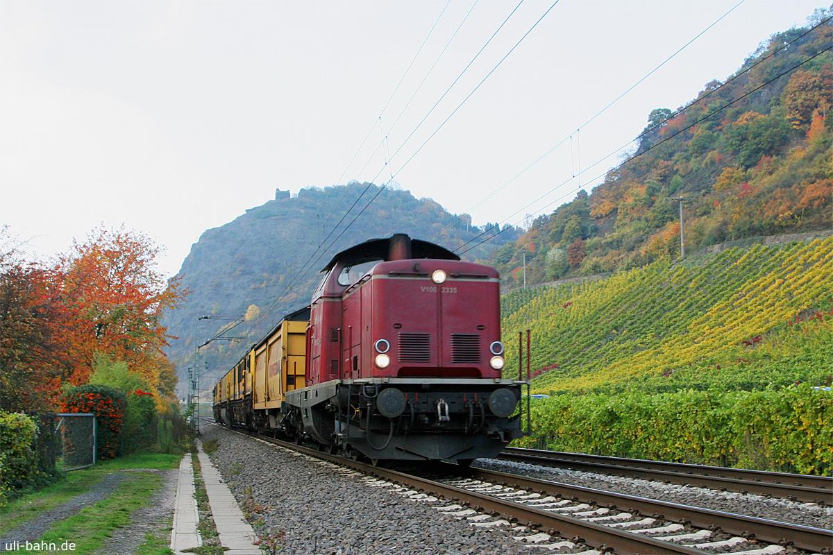 NeSA | V100 2335 | Leutesdorf | 27.10.2015 | (c) Uli Kutting