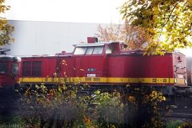 Gleiskraft | 202 269-7 | Wiesbaden-Biebrich (InfraServ) | 31.10.2011 | (c) Uli Kutting