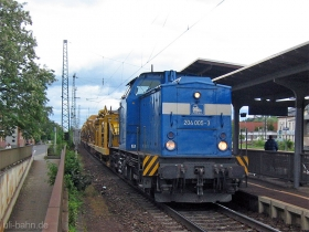 Pressnitztalbahn | 204 005-4 | Gau-Algesheim | 27.05.2006 | (c) Uli Kutting
