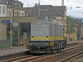 Stock Transport | 203 507-9 | (ex DR 112 374-6) | Oberlahnstein | 17.08.2007 | (c) Uli Kutting