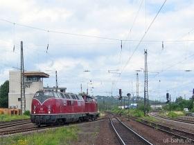EfW | 221 122-5 | Niederlahnstein | 22.06.2007 | (c) Uli Kutting