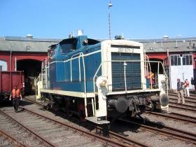 Aggertalbahn | 261 671-2 | Südwestfälisches Eisenbahnmuseum Siegen | 12.08.2007 | (c) Uli Kutting