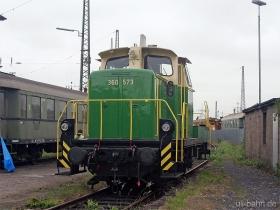 Brohlttal Eisenbahngesellschaft | 360 573 | DB Museum Koblenz | 19.05.2007 | (c) Uli Kutting
