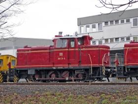 EfW | 260 311-6 | Wiesbaden Biebrich (InfraServ) | 17.01.2008 | (c) Uli Kutting
