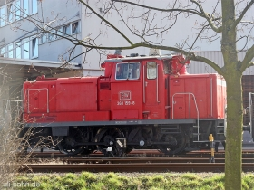 EfW | 360 159-8 | Wiesbaden Biebrich (InfraServ) | 15.02.2007 | (c) Uli Kutting