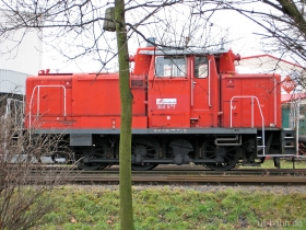 Gleiskraft | 360 577 | Wiesbaden Biebrich (InfraServ) | 17.01.2008 | (c) Uli Kutting