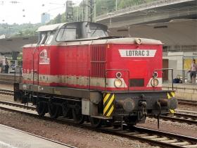 LOTRAC (ex Uwe Adam) | LOTRAC 03 | Koblenz Hbf | 15.08.2007 | (c) Uli Kutting