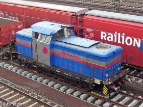 Rent-a-Rail | V650 06 | Bischofsheim | 6.12.2006 | (c) Uli Kutting