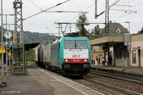 Cobra | Lok 2817 | E 186 209 | Oberlahnstein | 28.09.2016 | (c) Uli Kutting
