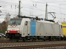 Railpool | 186 436-2 | Koblenz Lützel | 18.12.2015 | (c) Uli Kutting