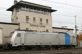 Railpool | 186 436-2 | Koblenz Lützel | 30.10.2015 | (c) Uli Kutting