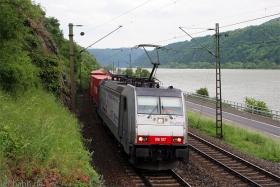 Rurtalbahn | 186 107 | Kaub | 12.05.2015 | (c) Uli Kutting