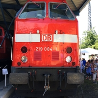 BR 219 / 119 - DB / DR