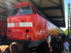 DB | 219 084-1 | DB Museum Koblenz | 14.06.2015 | (c) Uli Kutting