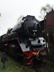 DR | 41 137 | Dampflokmuseum Hermeskeil | 3.05.2015 | (c) Uli Kutting