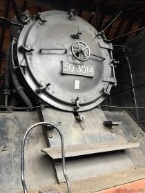 DR | 50 3014 | Dampflokmuseum Hermeskeil | 3.05.2015 | (c) Uli Kutting
