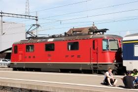 SBB | Re 4/4 II 11303 | Morges (CH) | 28.05.2011 | (c) Uli Kutting