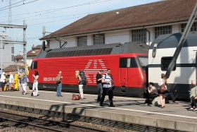 SBB | Re 460 030-0 | Morges (CH) | 28.05.2011 | (c) Uli Kutting
