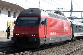 SBB | Re 460 104-3 | Morges (CH) | 28.05.2011 | (c) Uli Kutting